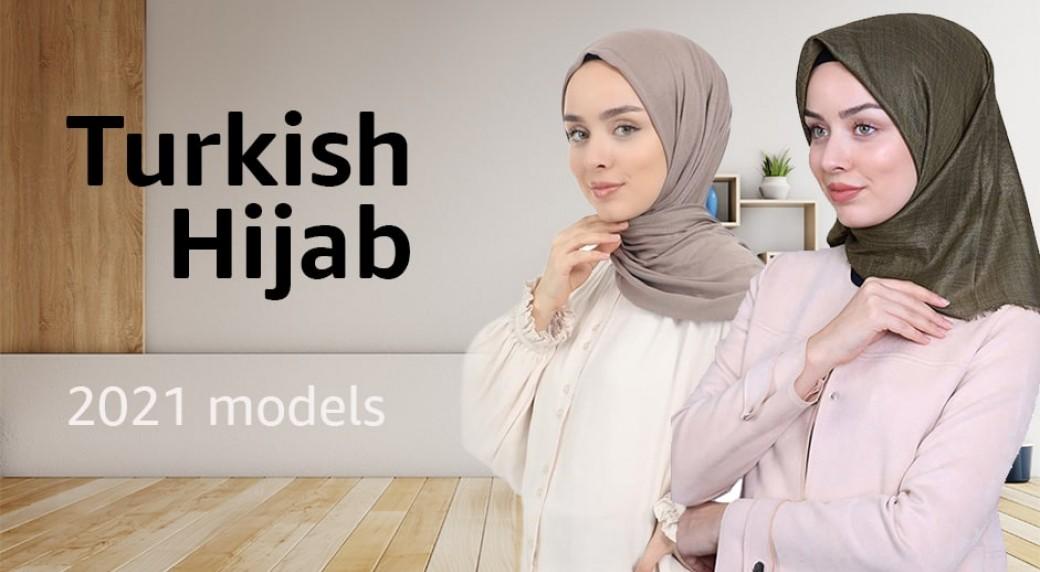 Turkish Hijab, Style Turk