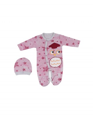 Sleep and Play Suit, Snap Closure Baby Overalls, Baby Boy and Girl Overalls