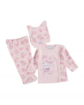 Baby Pajama, Turkish Baby Clothes Set, Newborn Clothes