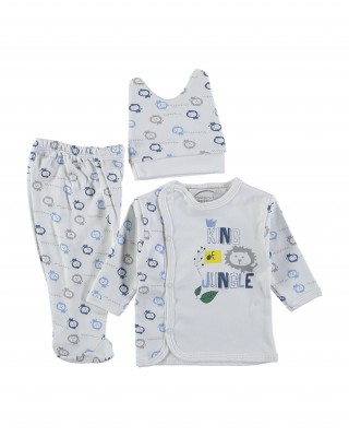 Turkish Baby Clothes Set, Newborn Clothes, Outfits Infant, 3 Pieces
