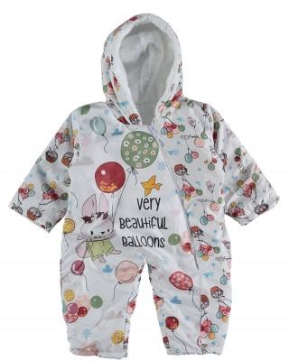 Winter Jumpsuit, Outdoor Baby Overalls, Baby Boy Overalls