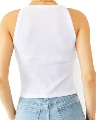 Sleeveless Camisole Blouse, No Sleeve Tops, T-Shirts Cami Tank Tops